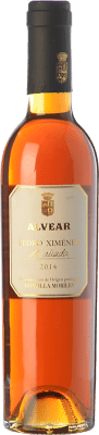 12,95 € | Sweet wine Alvear D.O. Montilla-Moriles Andalusia Spain Pedro Ximénez Half Bottle 37 cl