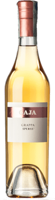37,95 € Free Shipping | Grappa Gaja Sperss I.G.T. Grappa Piemontese Piemonte Italy Half Bottle 50 cl