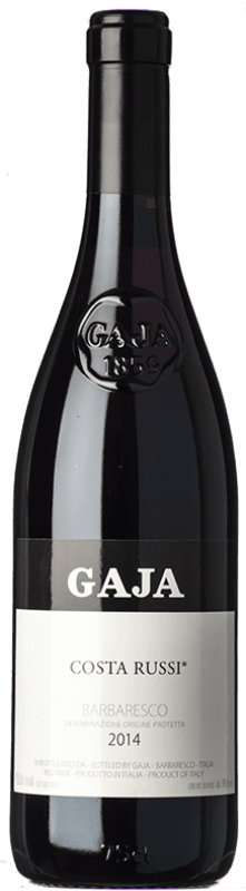 679,95 € Free Shipping | Red wine Gaja Costa Russi D.O.C.G. Barbaresco Piemonte Italy Nebbiolo Bottle 75 cl