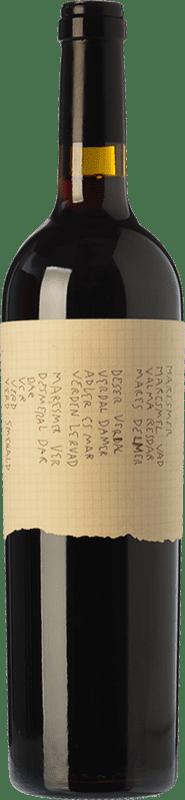 158,95 € | Red wine Ànima Negra Son Negre Crianza I.G.P. Vi de la Terra de Illes Balears Balearic Islands Spain Callet, Fogoneu, Mantonegro Bottle 75 cl