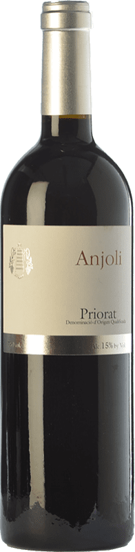 19,95 € Free Shipping | Red wine Ardèvol Anjoli Crianza D.O.Ca. Priorat Catalonia Spain Merlot, Syrah, Grenache, Cabernet Sauvignon Bottle 75 cl