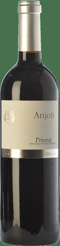 19,95 € Envoi gratuit | Vin rouge Ardèvol Anjoli Crianza D.O.Ca. Priorat Catalogne Espagne Merlot, Syrah, Grenache, Cabernet Sauvignon Bouteille 75 cl