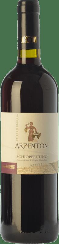 9,95 € Envoi gratuit | Vin rouge Arzenton D.O.C. Colli Orientali del Friuli Frioul-Vénétie Julienne Italie Schioppettino Bouteille 75 cl