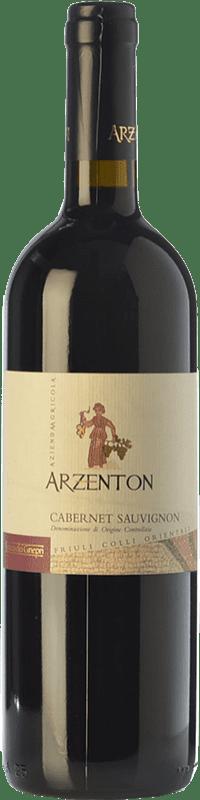 8,95 € Envoi gratuit | Vin rouge Arzenton D.O.C. Colli Orientali del Friuli Frioul-Vénétie Julienne Italie Cabernet Sauvignon Bouteille 75 cl