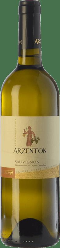 9,95 € Free Shipping | White wine Arzenton D.O.C. Colli Orientali del Friuli Friuli-Venezia Giulia Italy Sauvignon Bottle 75 cl