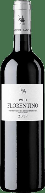16,95 € Free Shipping | Red wine Arzuaga Pago Florentino Crianza D.O. Ribera del Duero Castilla y León Spain Cencibel Bottle 75 cl