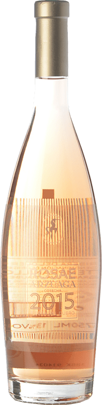 13,95 € 免费送货 | 玫瑰酒 Arzuaga Rosae D.O. Ribera del Duero 卡斯蒂利亚莱昂 西班牙 Tempranillo 瓶子 75 cl