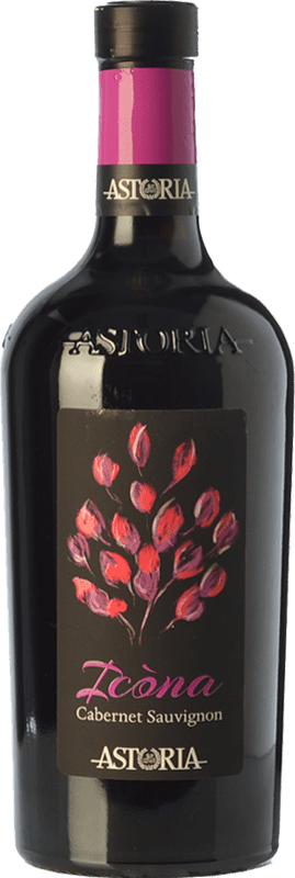 18,95 € | Red wine Astoria Icòna I.G.T. Venezia Veneto Italy Cabernet Sauvignon Bottle 75 cl