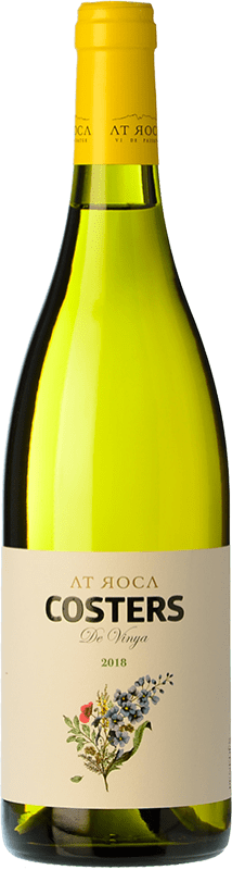 11,95 € Free Shipping | White wine AT Roca Floral D.O. Penedès Catalonia Spain Malvasía, Muscat of Alexandria, Macabeo Bottle 75 cl