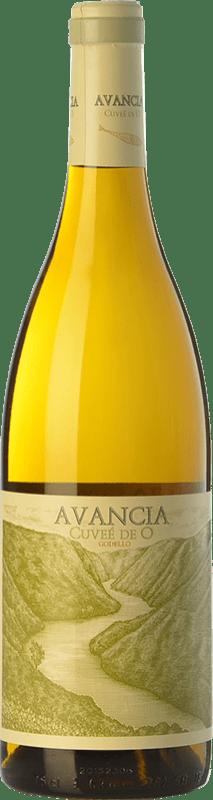 15,95 € Free Shipping | White wine Avanthia Avancia Cuvée de O D.O. Valdeorras Galicia Spain Godello Bottle 75 cl