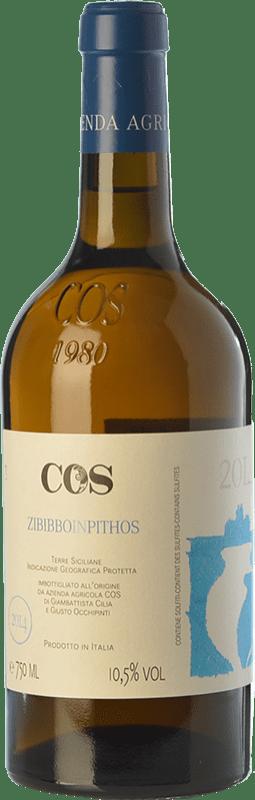 25,95 € Envoi gratuit   Vin blanc Cos Zibibbo in Pithos I.G.T. Terre Siciliane Sicile Italie Muscat d'Alexandrie Bouteille 75 cl