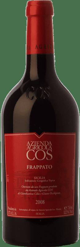 15,95 € Envío gratis | Vino tinto Cos Frappato Joven I.G.T. Terre Siciliane Sicilia Italia Nero d'Avola, Frappato Botella 75 cl