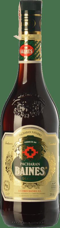 17,95 € Envío gratis   Pacharán Baines Navarra España Botella Misil 1 L