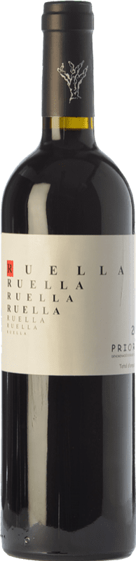 16,95 € | Red wine Balaguer i Cabré Ruella Crianza D.O.Ca. Priorat Catalonia Spain Grenache Bottle 75 cl