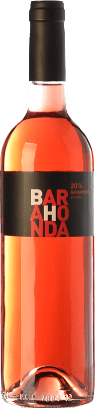 5,95 € | Rosé wine Barahonda D.O. Yecla Region of Murcia Spain Monastrell Bottle 75 cl
