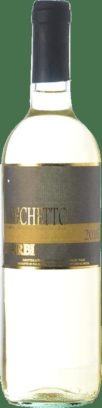 6,95 € Free Shipping | White wine Barbi Buone Pergole I.G.T. Umbria Umbria Italy Grechetto Bottle 75 cl