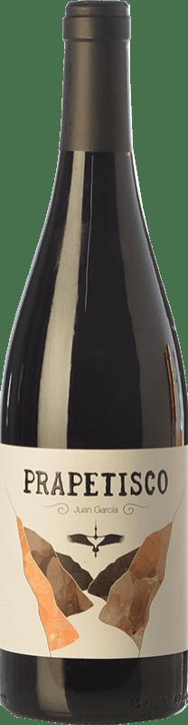 19,95 € Free Shipping   Red wine Barco del Corneta Prapetisco Crianza I.G.P. Vino de la Tierra de Castilla y León Castilla y León Spain Juan García Bottle 75 cl
