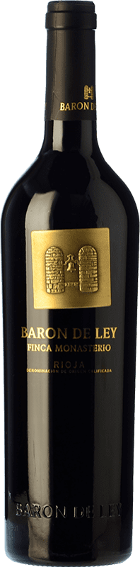 22,95 € | Red wine Barón de Ley Finca Monasterio Reserva D.O.Ca. Rioja The Rioja Spain Tempranillo Bottle 75 cl