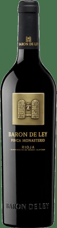 22,95 € Envío gratis   Vino tinto Barón de Ley Finca Monasterio Reserva D.O.Ca. Rioja La Rioja España Tempranillo Botella 75 cl