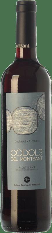 8,95 € Free Shipping | Red wine Baronia Còdols del Montsant Joven D.O. Montsant Catalonia Spain Grenache Bottle 75 cl