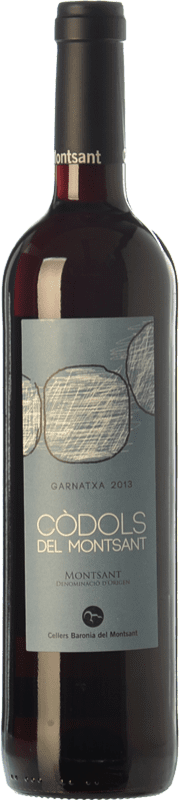 8,95 € Envío gratis | Vino tinto Baronia Còdols del Montsant Joven D.O. Montsant Cataluña España Garnacha Botella 75 cl