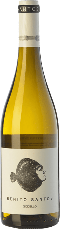 13,95 € | White wine Benito Santos D.O. Monterrei Galicia Spain Godello Bottle 75 cl