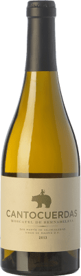 19,95 € Free Shipping | Sweet wine Bernabeleva Cantocuerdas Sweet D.O. Vinos de Madrid Madrid's community Spain Muscatel Half Bottle 50 cl