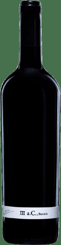 63,95 € Envío gratis | Vino tinto Beronia III A.C. Crianza D.O.Ca. Rioja La Rioja España Tempranillo, Graciano, Mazuelo Botella 75 cl