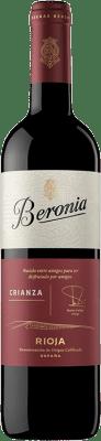 Beronia Rioja Crianza 75 cl