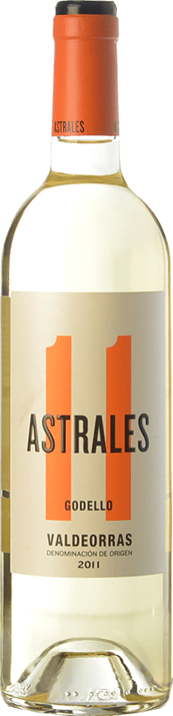 21,95 € Free Shipping | White wine Astrales D.O. Valdeorras Galicia Spain Godello Bottle 75 cl