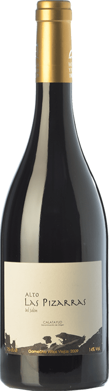 23,95 € | Red wine Bodegas del Jalón Alto las Pizarras Crianza D.O. Calatayud Aragon Spain Grenache Bottle 75 cl