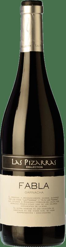 9,95 € Envío gratis | Vino tinto Bodegas del Jalón Fabla Joven D.O. Calatayud Aragón España Garnacha Botella 75 cl