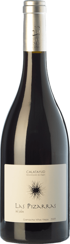14,95 € | Red wine Bodegas del Jalón Las Pizarras Joven D.O. Calatayud Aragon Spain Grenache Bottle 75 cl