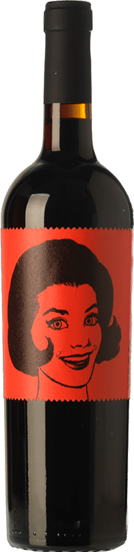 9,95 € Envío gratis | Vino tinto Luzón Las Hermanas Autor Crianza D.O. Jumilla Castilla la Mancha España Tempranillo, Cabernet Sauvignon, Monastrell Botella 75 cl
