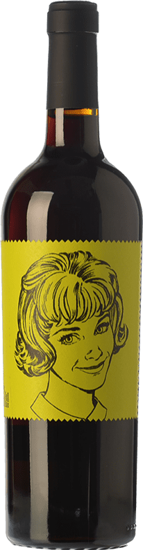 7,95 € Free Shipping | Red wine Luzón Las Hermanas Organic Joven D.O. Jumilla Castilla la Mancha Spain Monastrell Bottle 75 cl