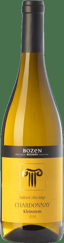 17,95 € Free Shipping | White wine Bolzano Kleinstein D.O.C. Alto Adige Trentino-Alto Adige Italy Chardonnay Bottle 75 cl