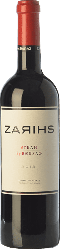 18,95 € | Red wine Borsao Zarihs Crianza D.O. Campo de Borja Aragon Spain Syrah Bottle 75 cl