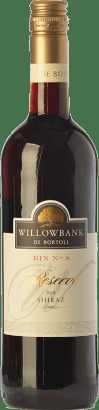 9,95 € 免费送货 | 红酒 Bortoli Willowbank Bin Nº 8 Crianza I.G. Southern Australia 南澳大利亚 澳大利亚 Syrah 瓶子 75 cl