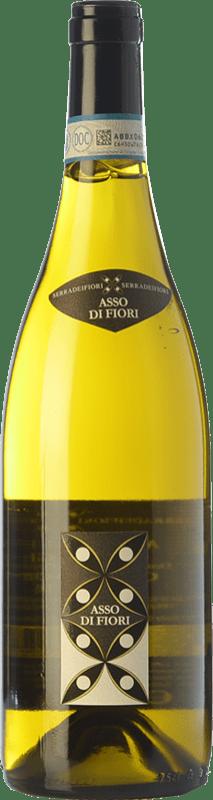 29,95 € 免费送货 | 白酒 Braida Asso di Fiori D.O.C. Langhe 皮埃蒙特 意大利 Chardonnay 瓶子 75 cl
