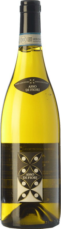 29,95 € Free Shipping | White wine Braida Asso di Fiori D.O.C. Langhe Piemonte Italy Chardonnay Bottle 75 cl
