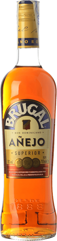 14,95 € | Rum Brugal Añejo Dominican Republic Bottle 70 cl