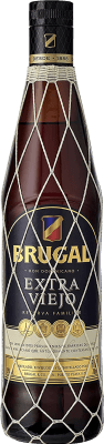 19,95 € | Rum Brugal Extra Viejo Dominikanische Republik Flasche 70 cl