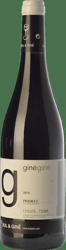 19,95 € Envoi gratuit | Vin rouge Buil & Giné Giné Joven D.O.Ca. Priorat Catalogne Espagne Grenache, Carignan Bouteille 75 cl