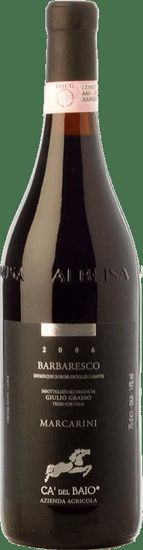 29,95 € Free Shipping   Red wine Cà del Baio Barbaresco Marcarini Reserva D.O.C. Piedmont Piemonte Italy Nebbiolo Bottle 75 cl