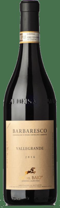 35,95 € Free Shipping   Red wine Cà del Baio Barbaresco Valgrande Reserva D.O.C. Piedmont Piemonte Italy Nebbiolo Bottle 75 cl