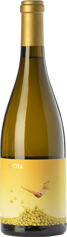 12,95 € Envoi gratuit | Vin blanc Ca N'Estruc Idoia Blanc Crianza D.O. Catalunya Catalogne Espagne Grenache Blanc, Macabeo, Xarel·lo, Chardonnay Bouteille 75 cl