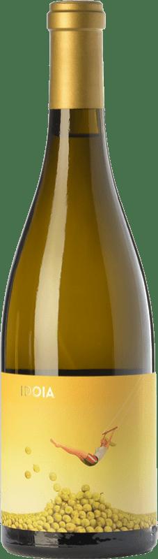 11,95 € | White wine Ca N'Estruc Idoia Blanc Crianza D.O. Catalunya Catalonia Spain Grenache White, Macabeo, Xarel·lo, Chardonnay Bottle 75 cl