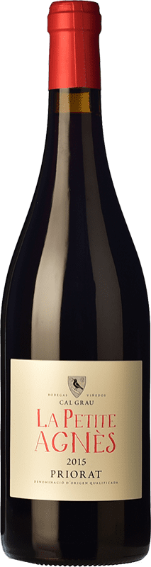 11,95 € 免费送货   红酒 Cal Grau La Petite Agnès Joven D.O.Ca. Priorat 加泰罗尼亚 西班牙 Grenache, Carignan 瓶子 75 cl