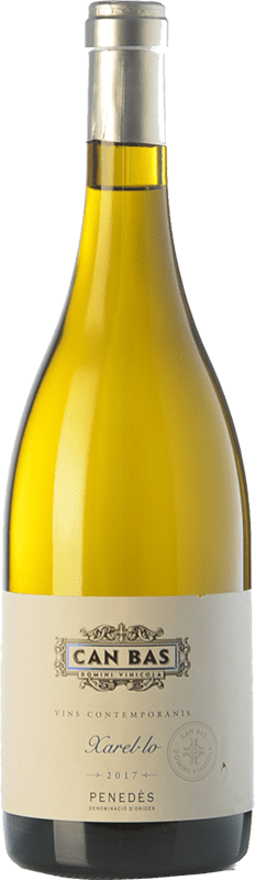 12,95 € | White wine Can Bas L'Era D.O. Penedès Catalonia Spain Xarel·lo Bottle 75 cl
