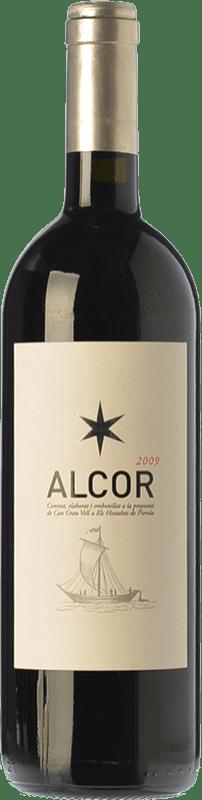 28,95 € | Red wine Can Grau Vell Alcor Crianza D.O. Catalunya Catalonia Spain Syrah, Grenache, Cabernet Sauvignon, Monastrell, Marcelan Bottle 75 cl